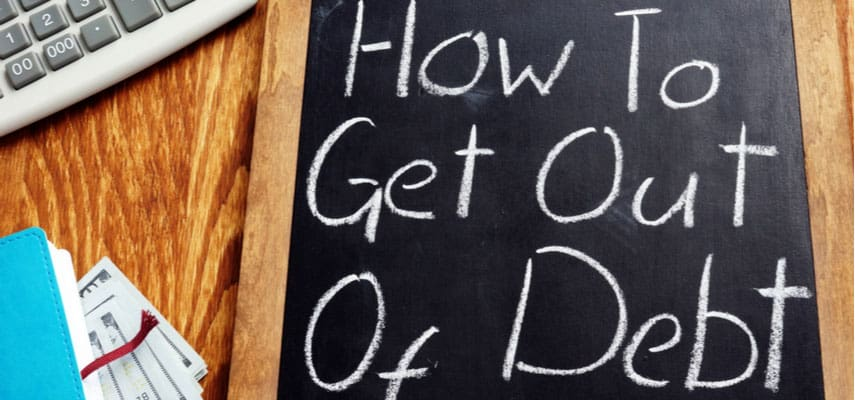 how to get out of debt fast, debt review process, debt counselling